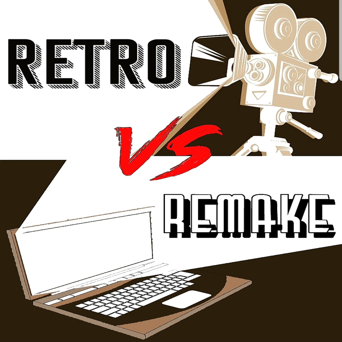 Retro Vs. Remake